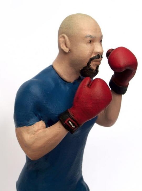 Você em 3D - Miniatura Personalizada - Impressão 3D através de foto