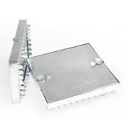 Porta de Inspeção aço Galvanizado RAD 250x150mm