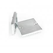 Porta de Inspeção aço Galvanizado RAD 450x350mm