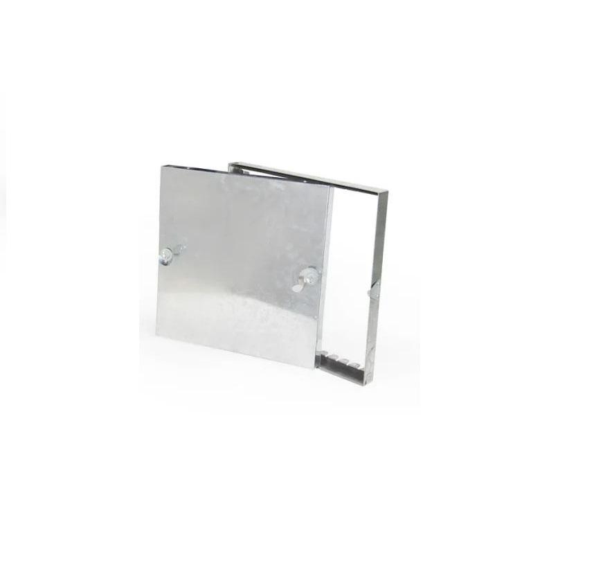 Porta de Inspeção aço Galvanizado RAD 300x200mm