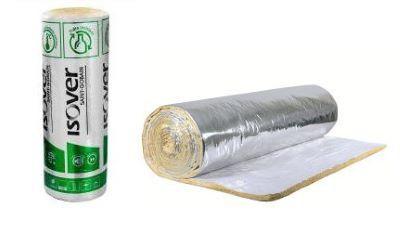 Manta Lã de Vidro RT 1.0 Isoflex 4+ - Rolo c/ 30m²