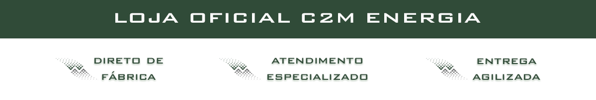 Loja Oficial C2M Energia