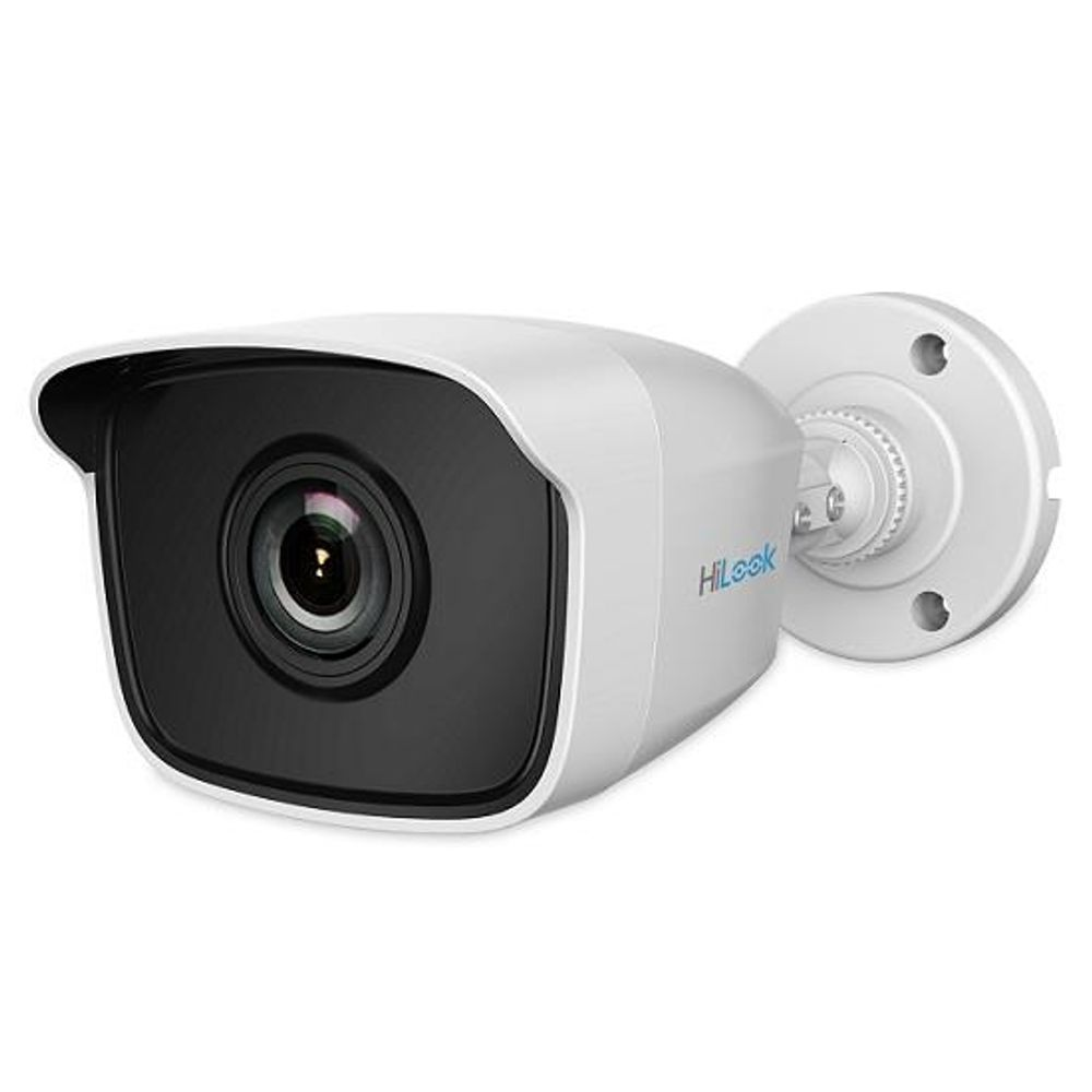 Câmera Segurança CFTV Hikvision Bullet Multi HD 720p Infra 20m Hilook THC-B110-M 2,8mm