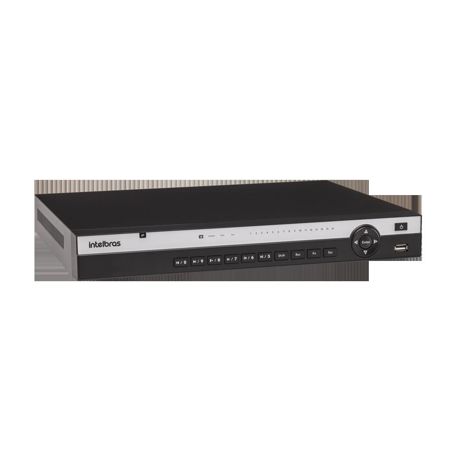 Gravador NVD 3116 com HD WD 4T - DCX Inspeção e Engenharia Ltda