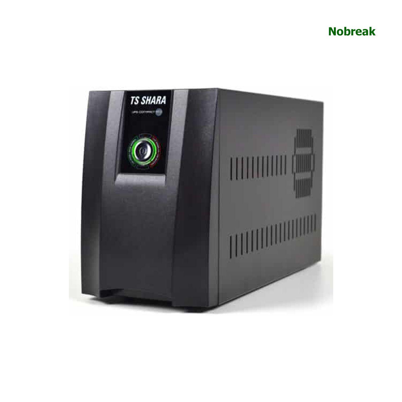 Nobreak TS SHARA 6 Tomadas Compact Pro Universal 1400VA 700W Bivolt COD 4430