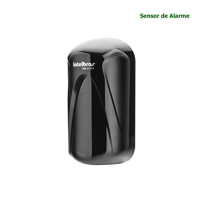 Sensor Barreira Ativo Intelbras IVA 3110 X