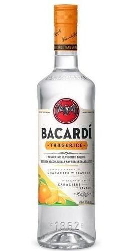Rum Bacardi Tangerina - 980ml