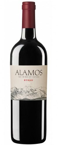 Alamos Syrah 750 ml - Catena Zapata 750 ml