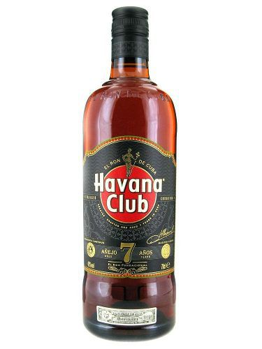 Rum Havana Club Anejo 7 Anos 750 ml