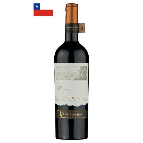 Ventisquero Reserva Merlot 750 ml
