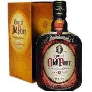 Whisky Old Parr 12 Anos 1000 ml