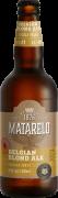 Cerveja Matarelo Belgian Blond Ale 500ml