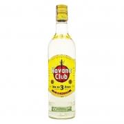 Havana Club Añejo 3 Anos 750 ml