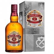 Whisky Chivas Regal 12 Y 1000 ml