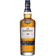 Whisky The Glenlivet Single Malt 18 Anos 750ml
