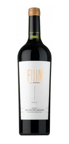 Fin Del Mundo Single Vineyard Malbec 750 ml