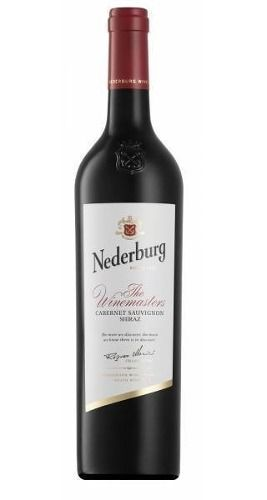 Nederburg The Winemasters Cabernet Sauvignon/shiraz 750 ml