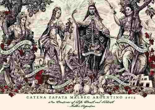 Catena Zapata Malbec Argentino750 ml