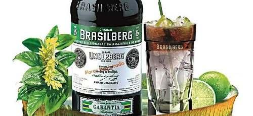 Aperitivo Brasilberg 920 ml