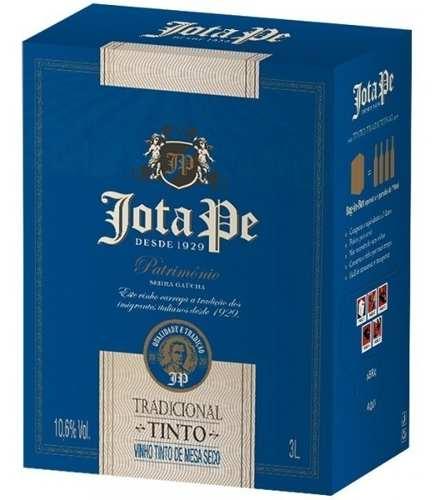 Casa Perini Bag In Box Jota Pe Tinto Tradicional 3000 ml