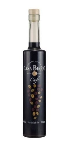 Licor Fino Café Casa Bucco 500 ml