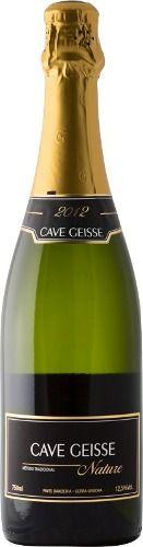 Cave Geisse Nature 750 Ml-24 Meses De Guarda 750 ml
