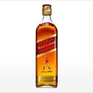 Whisky Johnnie Walker Red 500 ml
