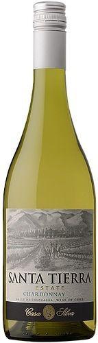 Casa Silva Santa Tierra Chardonnay 750 ml