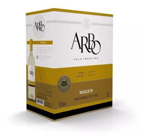 Casa Perini Bag In Box Arbo Moscato 3000 ml