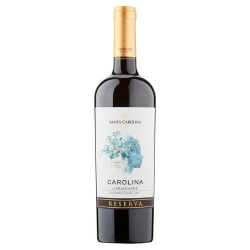 Vinho Santa Carolina Reserva Carmenére 750 ml