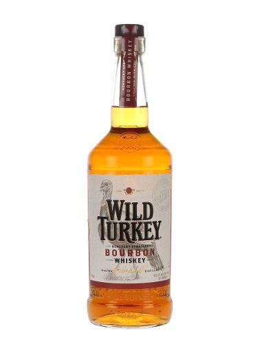 Whisky Wild Turkey 81 Bourbon 1 l