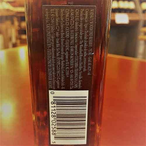 Woodford Reserve Bourbon 750 ml