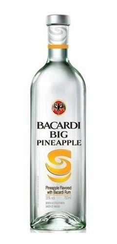 Rum Bacardi Big Pineapple 750 ml