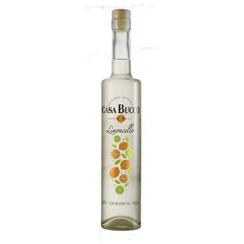 Licor De Limão Casa Bucco 500 ml