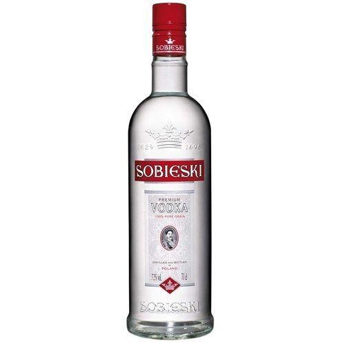 Vodka Sobieski 1000 ml