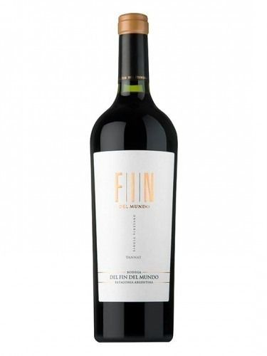 Fin Del Mundo Single Vineyard Merlot 750 ml