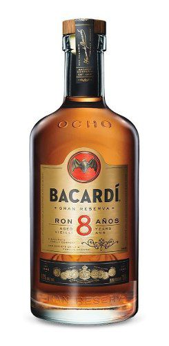 Ron Bacardi Reserva 8 Anos 750 ml