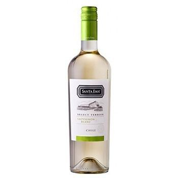 Santa Ema Select Terroir Reserva Sauvignon Blanc 750 ml