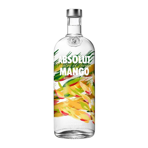 Absolut Mango 750 ml