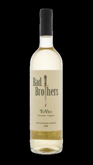 Agustín Lanús Bad Brothers Tovio 750ml