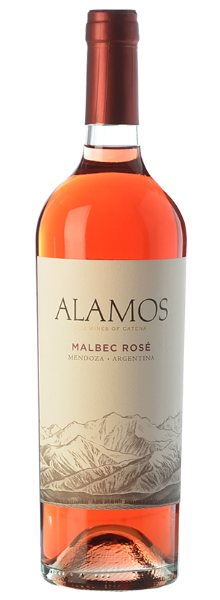 Alamos Malbec Rosé 750ml - Catena Zapata