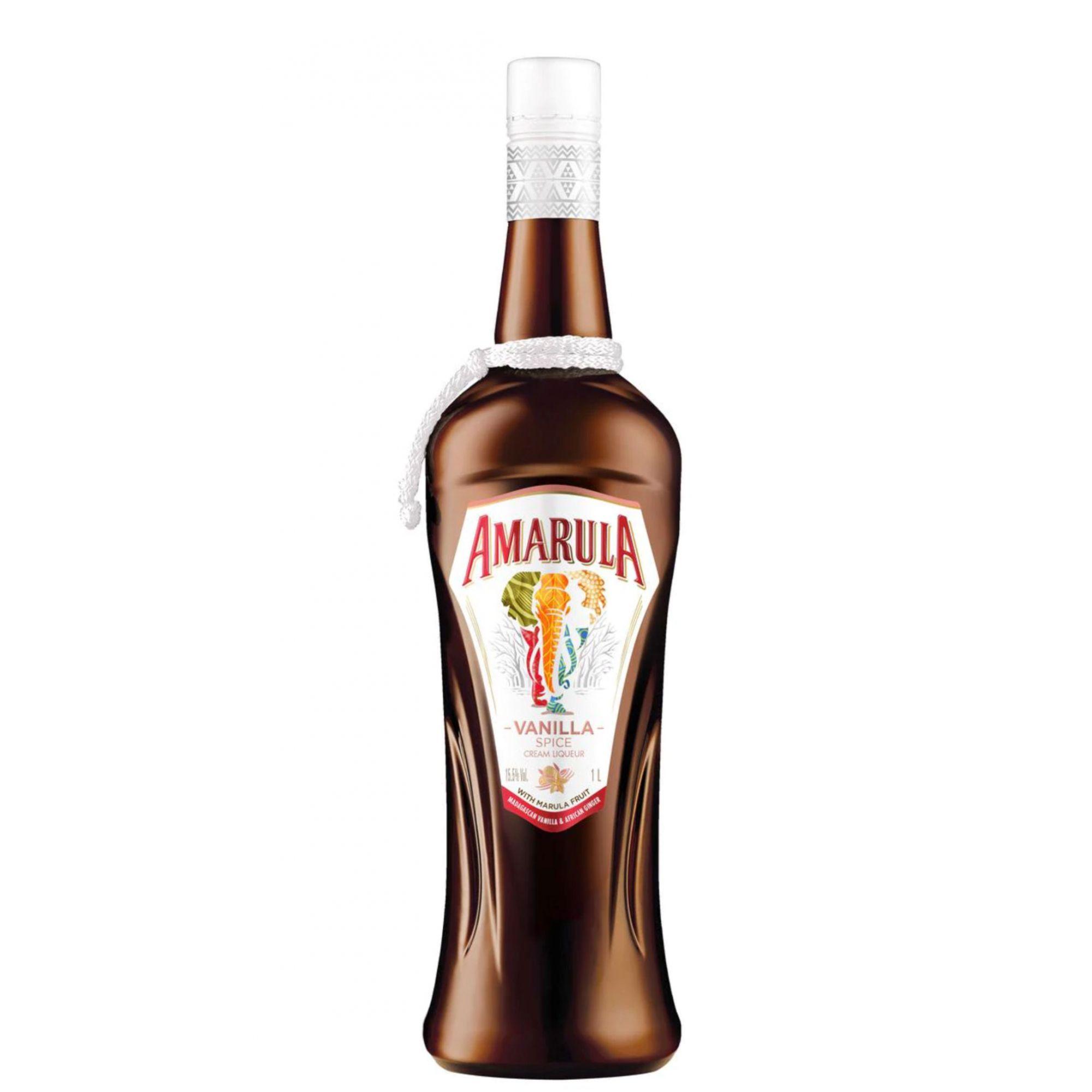 Amarula Vanilla Spice 750 ml