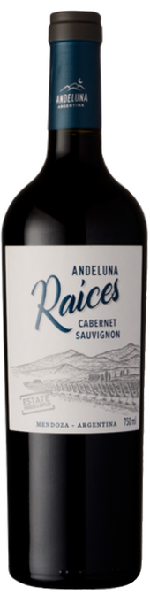 Andeluna Raíces Cabernet Sauvignon 750ml
