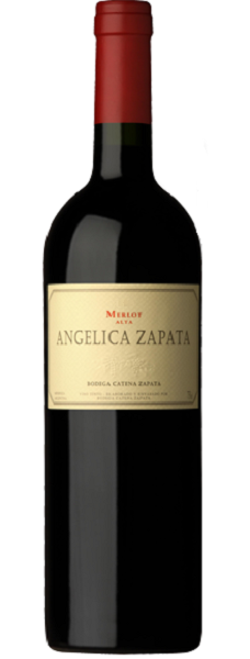 Angelica Zapata Merlot 750 ml