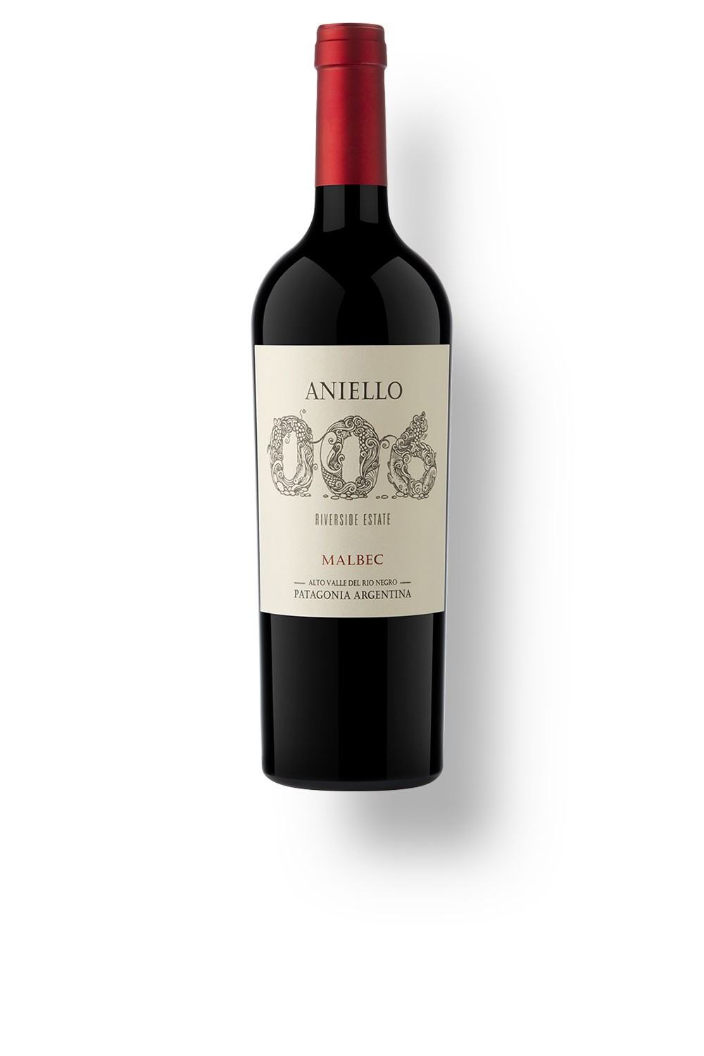Aniello 006 Riverside Estate Malbec 750 ml