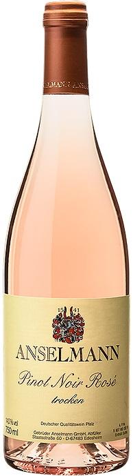 Anselmann Pinot Noir Rosé Trocken 750 ml