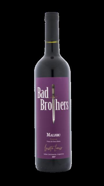 Agustín Lanús Bad Brothers High Altitude Malbec 750ml