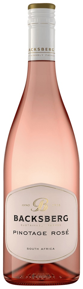 Backsberg Pinotage Rosé 750 ml