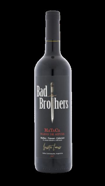 Agustín Lanús Bad Brothers Mataca 750ml