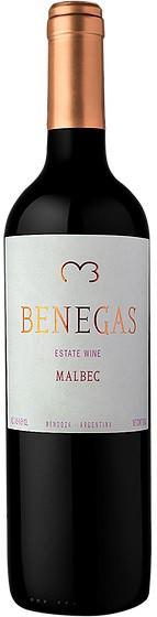 Benegas Estate Wine Malbec 750 ml
